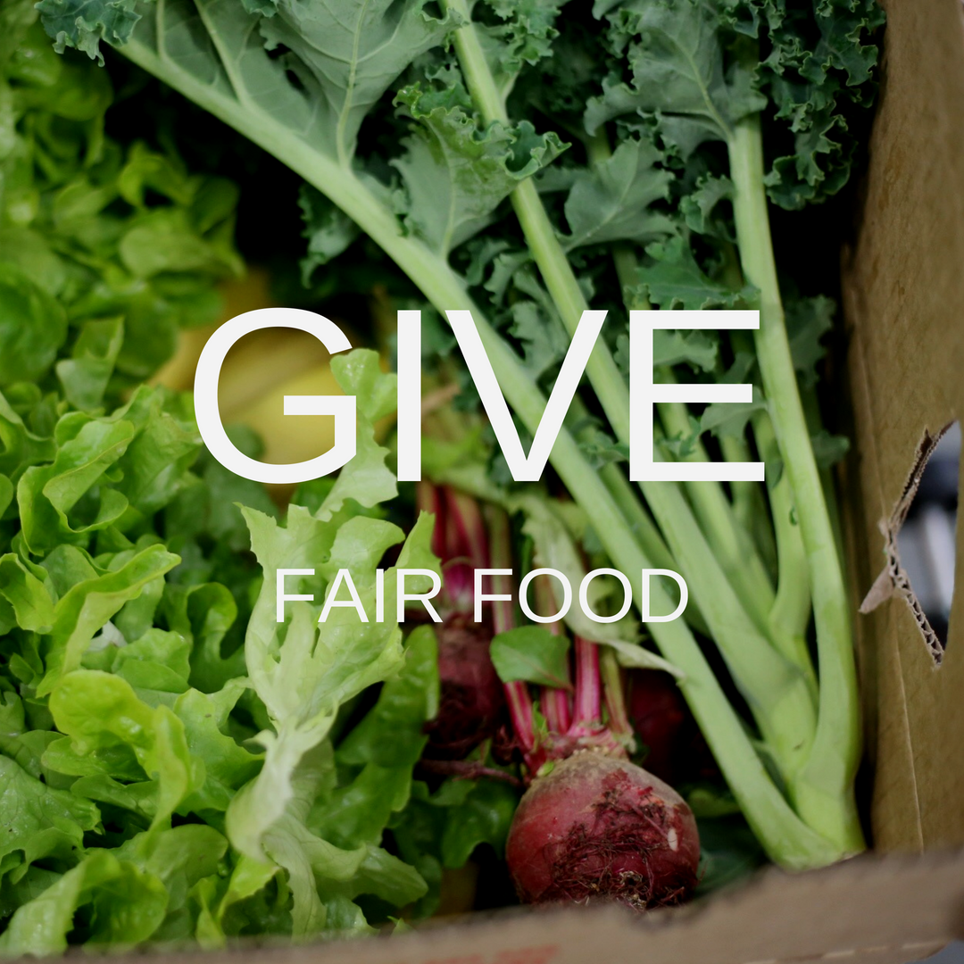 Givefairfood